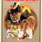 Karateka Box Cover.