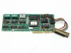 The Apple Super Serial II card